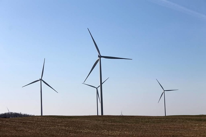 Recruitment Continues For Wind Turbine Study in Huron County