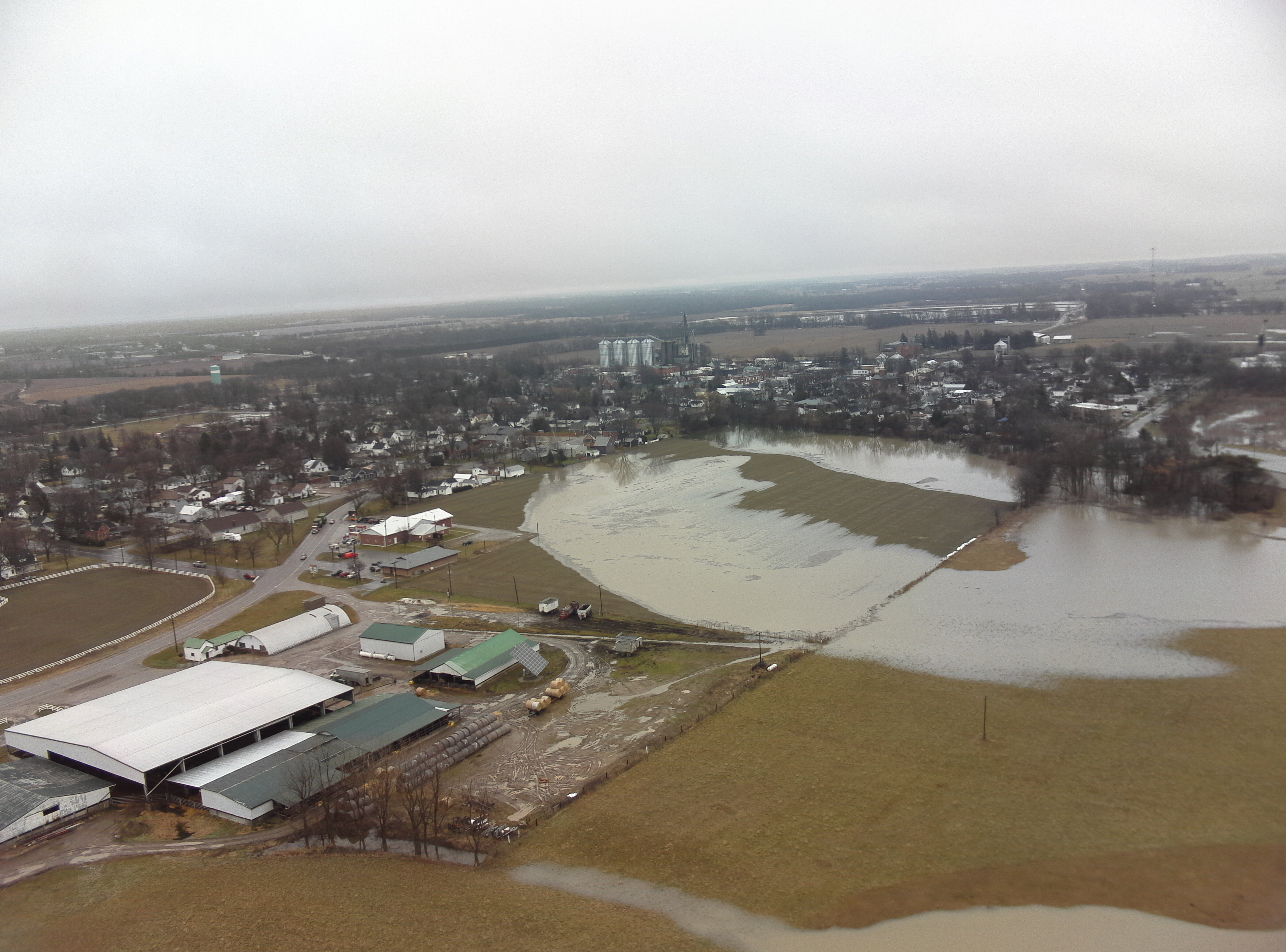 UPDATE: State Of Emergency In Thamesville
