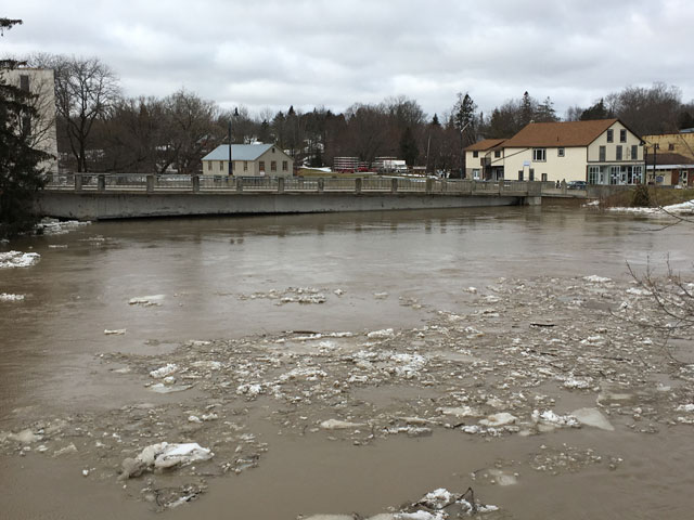 Bruce County Officials Assess Bridges In Chesley And Paisley