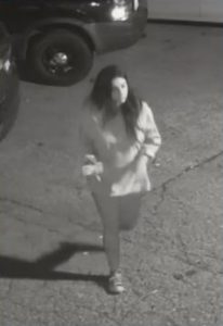 Photo of suspect wanted after a woman was allegedly hit intentionally with an SUV. (Courtesy of Windsor Police Services.)