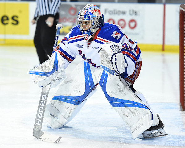 Rangers Even Series With Greyhounds