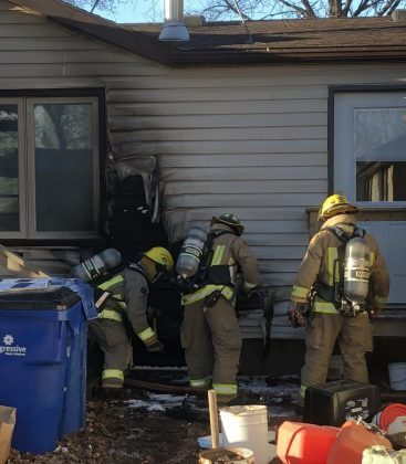 BBQ Blamed For Wallaceburg House Fire