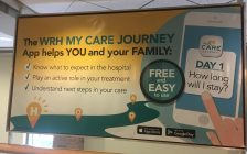 Windsor Regional Hospital launches new app, March 2, 2017. (Photo by Maureen Revait)