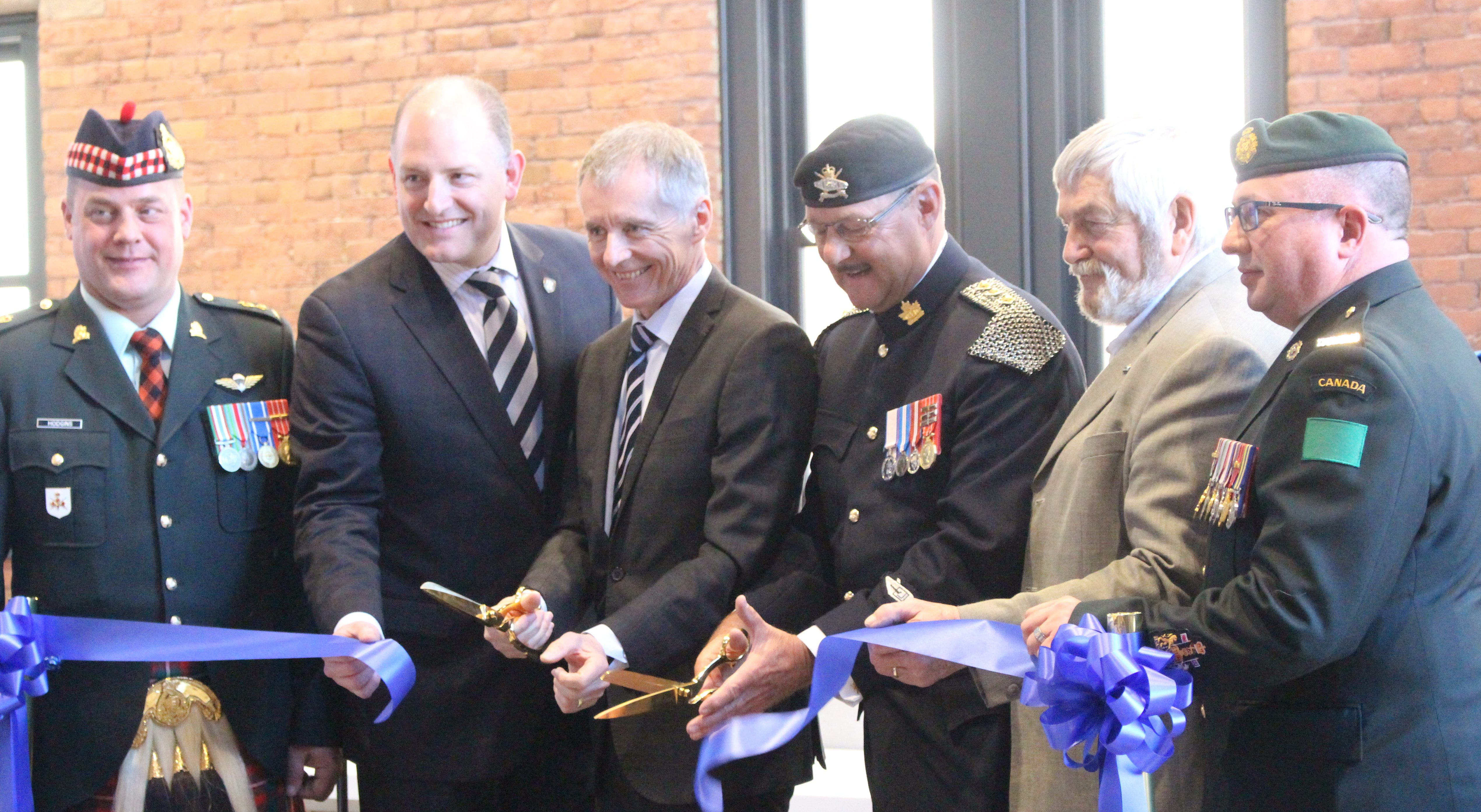 Armouries A 'Crowning Achievement' (GALLERY)