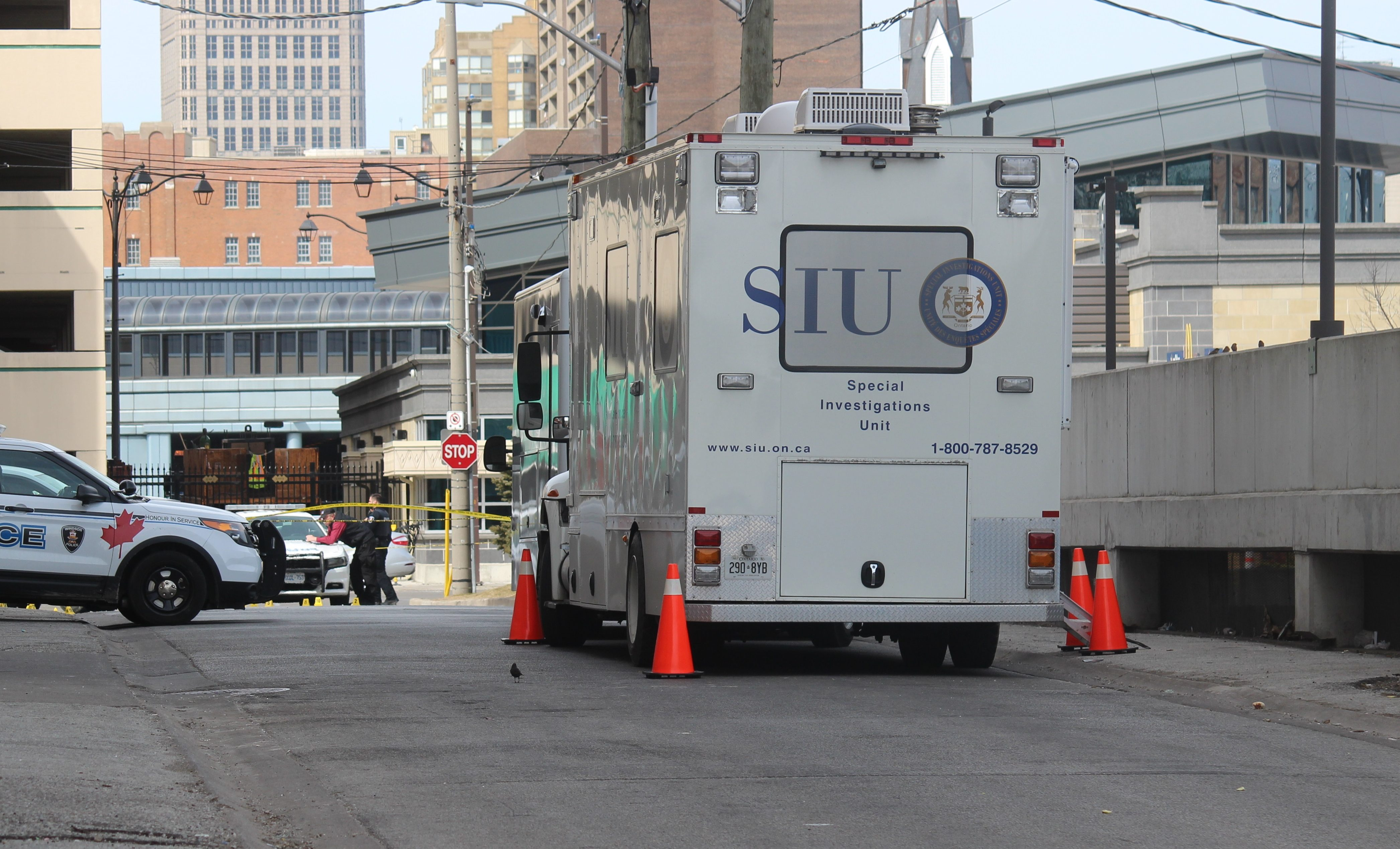 SIU: Two Officers Involved in Windsor Fatal Shooting