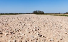 Gravel Road. (Photo by © Can Stock Photo / janka3147)