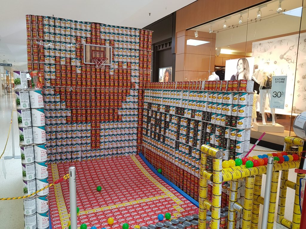 CANstruction 2018