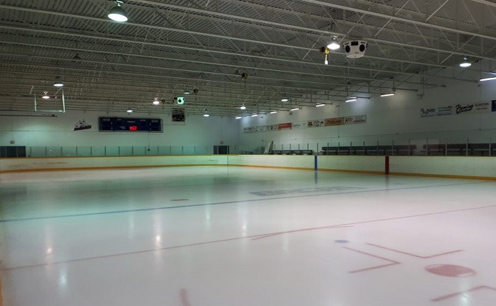 Bayfield Groups Successful In Getting Ice In Arena For 2018-2019