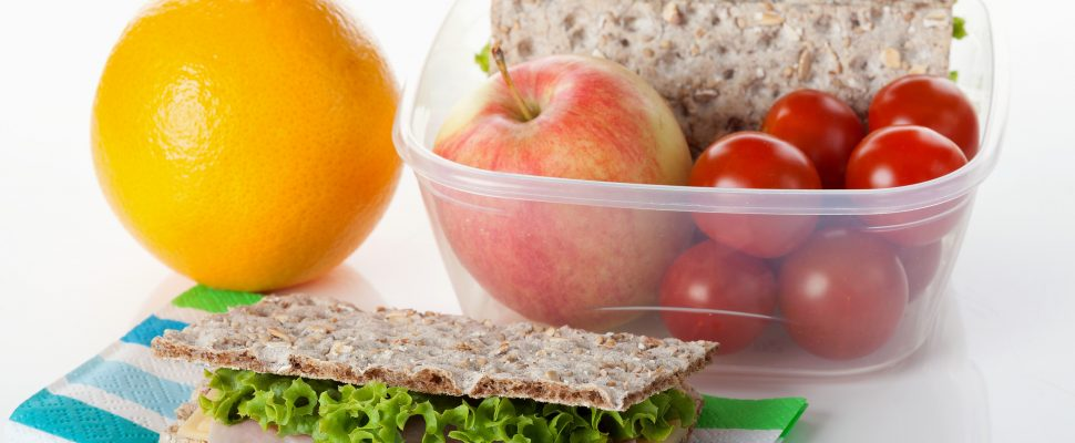 Healthy lunch. (Photo by © Can Stock Photo / Bialasiewicz)