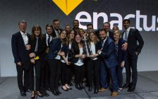 Enactus Lambton wins the national Enactus Canada championship. May 16, 2018 (Handout)