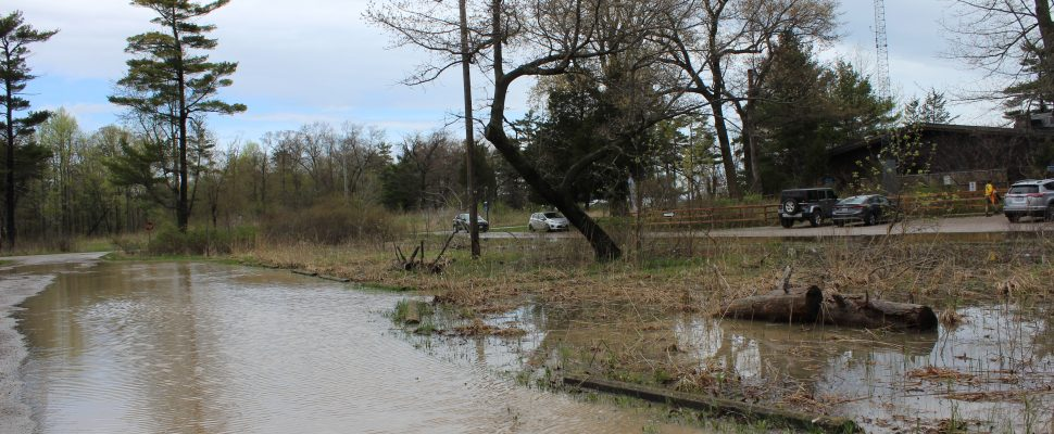 Camping London Ontario >> BlackburnNews.com - UPDATE: Flooding Concerns Shut Down Camping In Rondeau