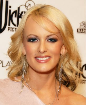 Stormy Daniels (Photo courtesy of Glenn Francis, www.PacificProDigital.com via Wikipedia)