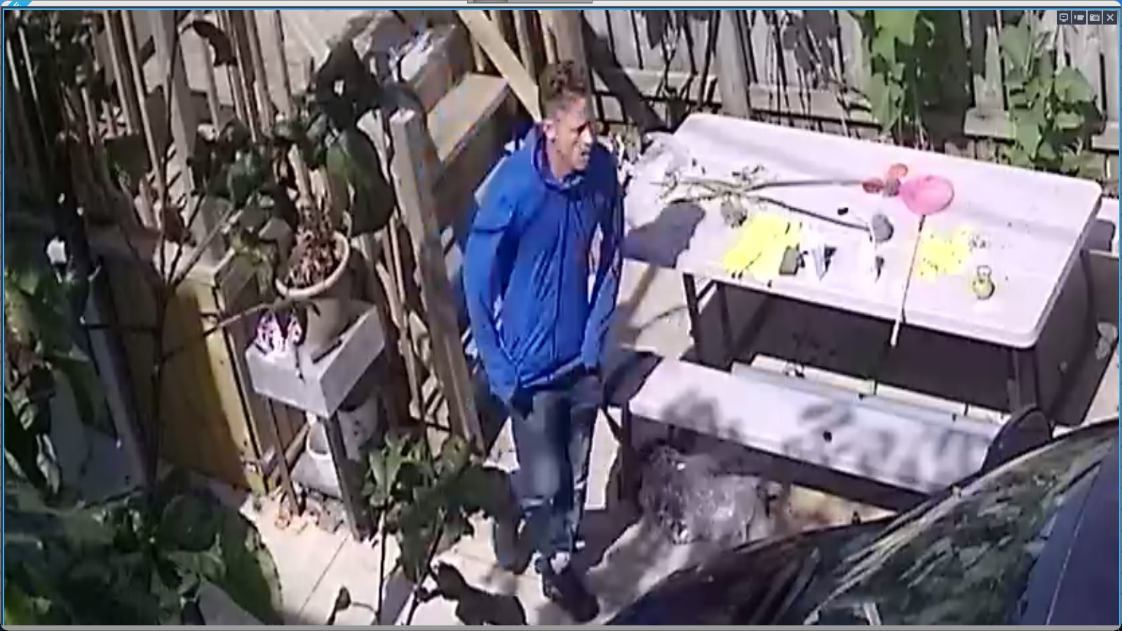 Images Released Of Suspect In Exeter Break And Enter