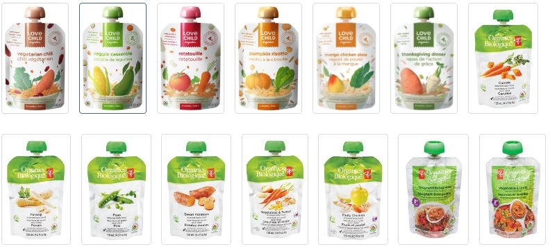 Blackburnnews Com Some Organic Baby Food Brands Recalled