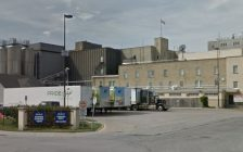 Photo of the Labatt Brewery courtesy of Google Street View.
