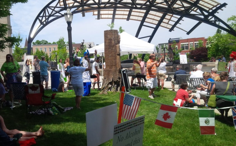 Courthouse Square In Goderich Will Be Packed Saturday