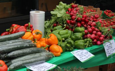 """Local Food Week"" kicked off at the Civic Centre in Chatham. June 4, 2018. (Photo by Sarah Cowan Blackburn News Chatham-Kent)."