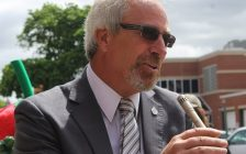 Mayor Randy Hope. June 4, 2018. (Photo by Sarah Cowan Blackburn News Chatham-Kent).