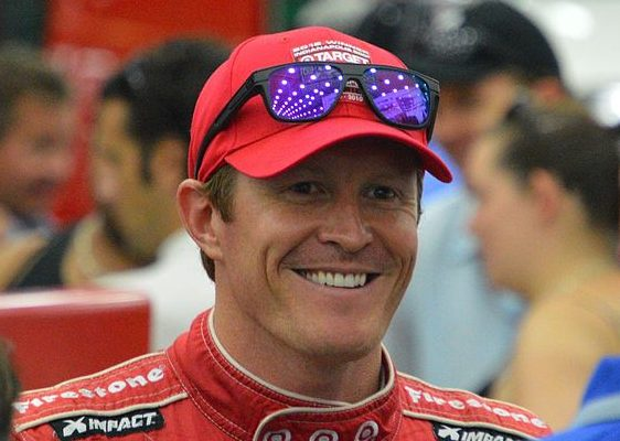 IndyCar driver Scott Dixon of New Zealand. Photo courtesy OmahaMH via Wikipedia.
