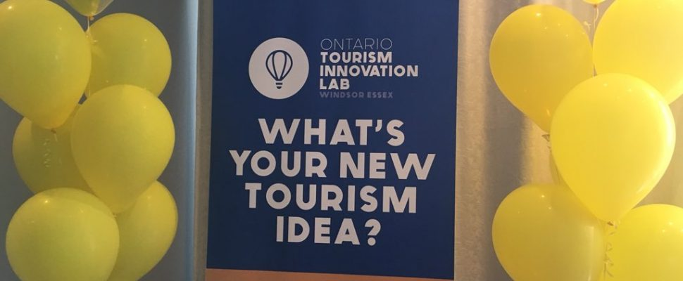 Local tourism officials are hopeful that the Ontario Tourism Innovation Lab can grow the local economy and create fresh ideas. June 12, 2018. (Photo by Paul Pedro)