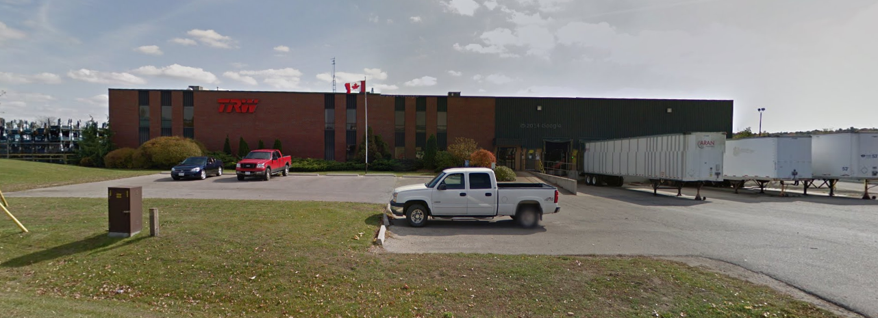 Tillsonburg Auto Parts Plant Closing