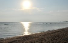 The Windsor-Essex County Health Unit conducts beach water quality monitoring at nine public beaches at least once a week from June to September. (Photo courtesy of WEC Health Unit)