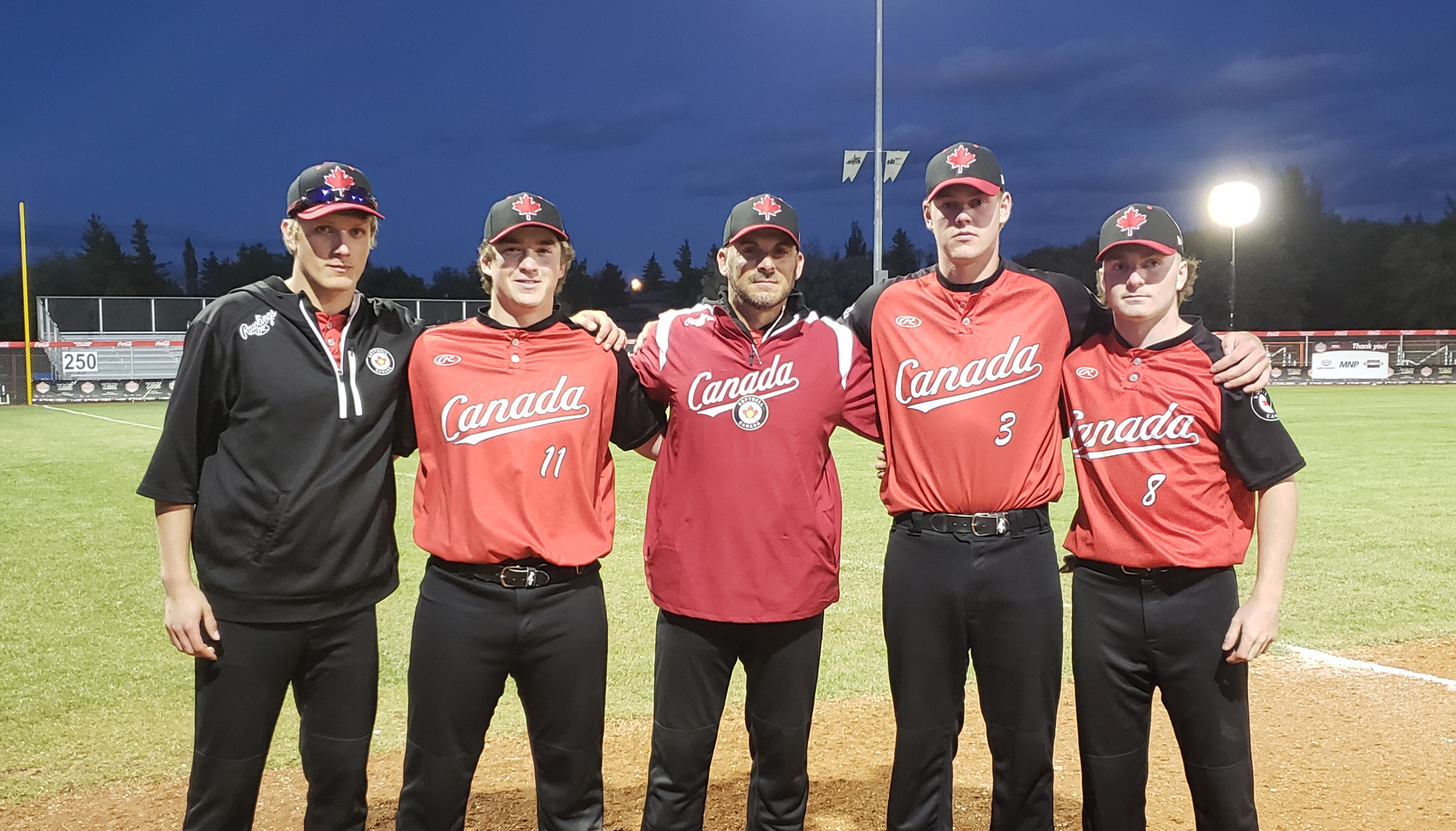 Canada Bows Out Of Jr. Men's Softball Worlds In 5-2 Loss To New Zealand