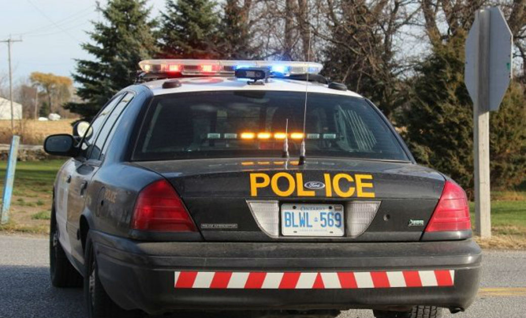 OPP Investigating Theft In Goderich