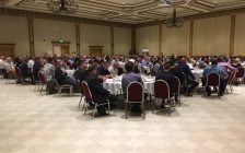 Canadian Association of Mold Makers tariffs forum in Windsor. July 18, 2018. (Photo by Paul Pedro)