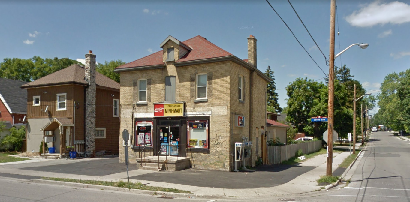 Armed Robbery At Old East Convenience Store