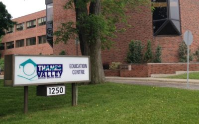 BlackburnNews.com File Photo of the Thames Valley District School Board office.