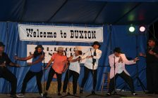 2015 Buxton Homecoming. (Photo courtesy of Shannon Prince)