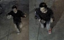 Police have released photos of two men suspected of stabbing another man in downtown Windsor. Aug 15, 2018. (Photo courtesy of WPS)