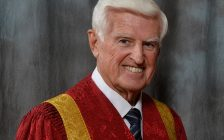 Ed Lumley, the Chancellor at the University of Windsor, is stepping down. (Photo courtesy of UWindsor)