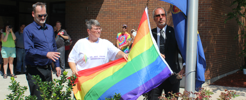 Pride Week Looks To Promote Inclusion In CK