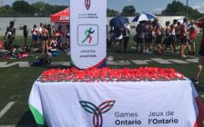 Ontario Summer Games 2018 in London. (Photo courtesy of Ontario Summer Games official Twitter page).