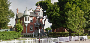 The Lawrence House Centre For The Arts on Christina Street in Sarnia. June 2018. (Photo from google maps)
