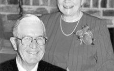 Photo of Garnet Bloomfield and his wife Mildred from yourlifemoments.ca.
