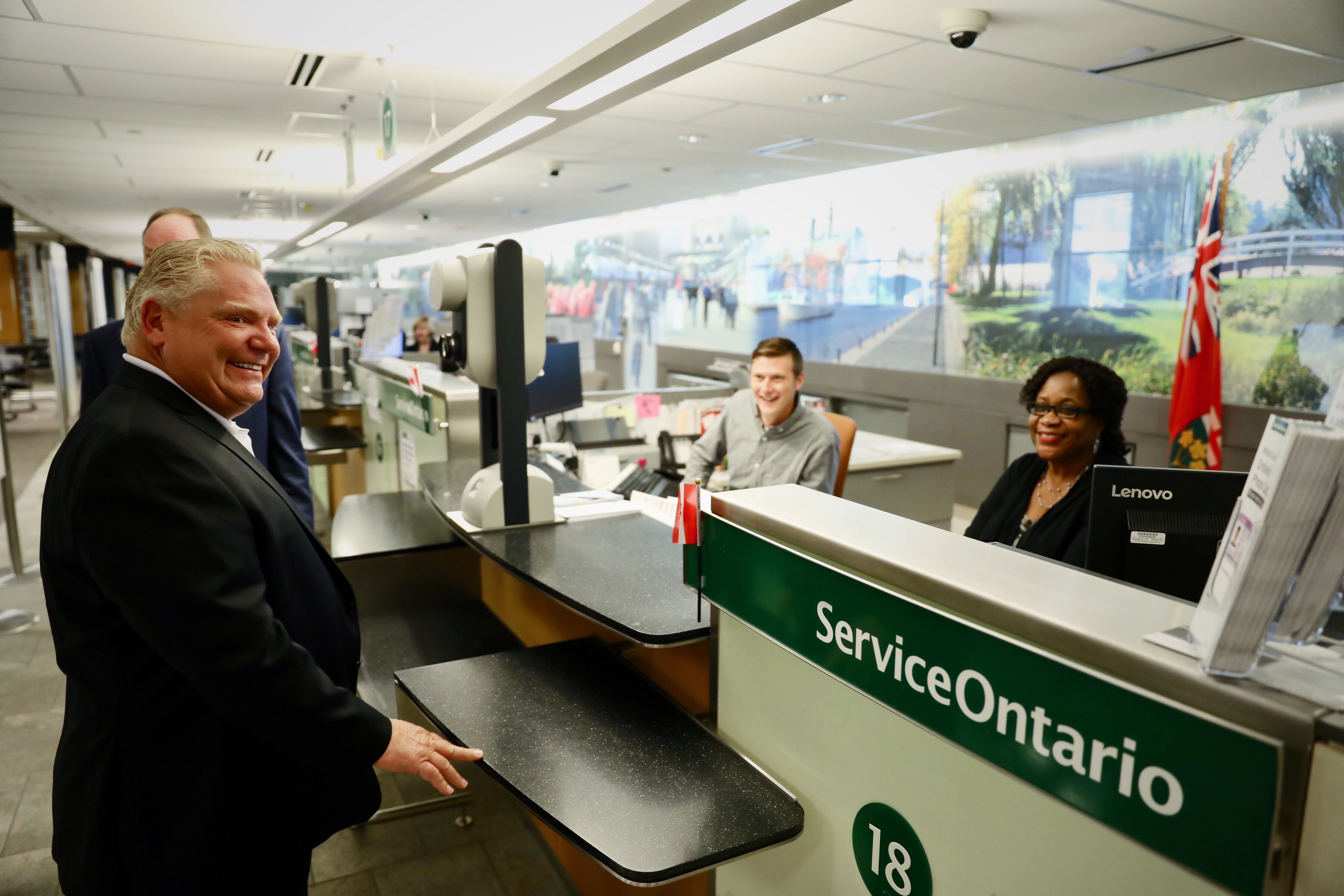 Ontario Pumps Brakes On Driving Fee Increases