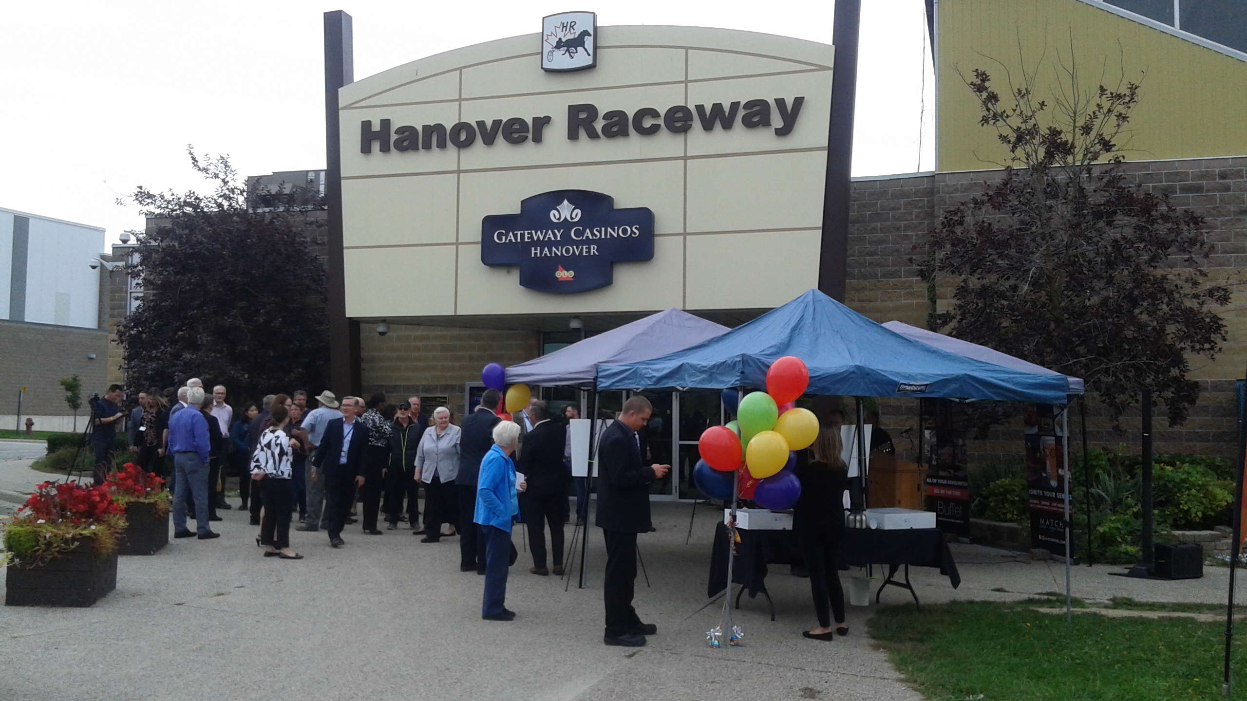 Major expansion for Hanover Casino