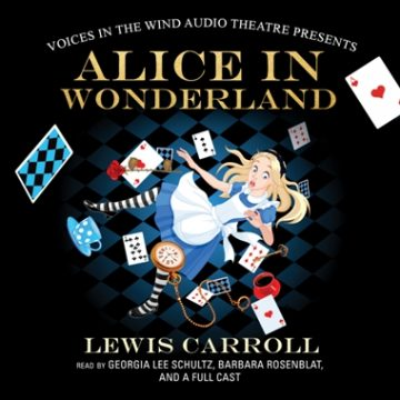 Alice in Wonderland, presented by the Voices in the Wind audio theatre company. (Photo from Voices in the Wind)