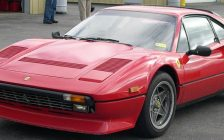 An example of a 1979 red Ferrari 308 GTS. September 25, 2018. (Photo courtesy of Wikipedia)