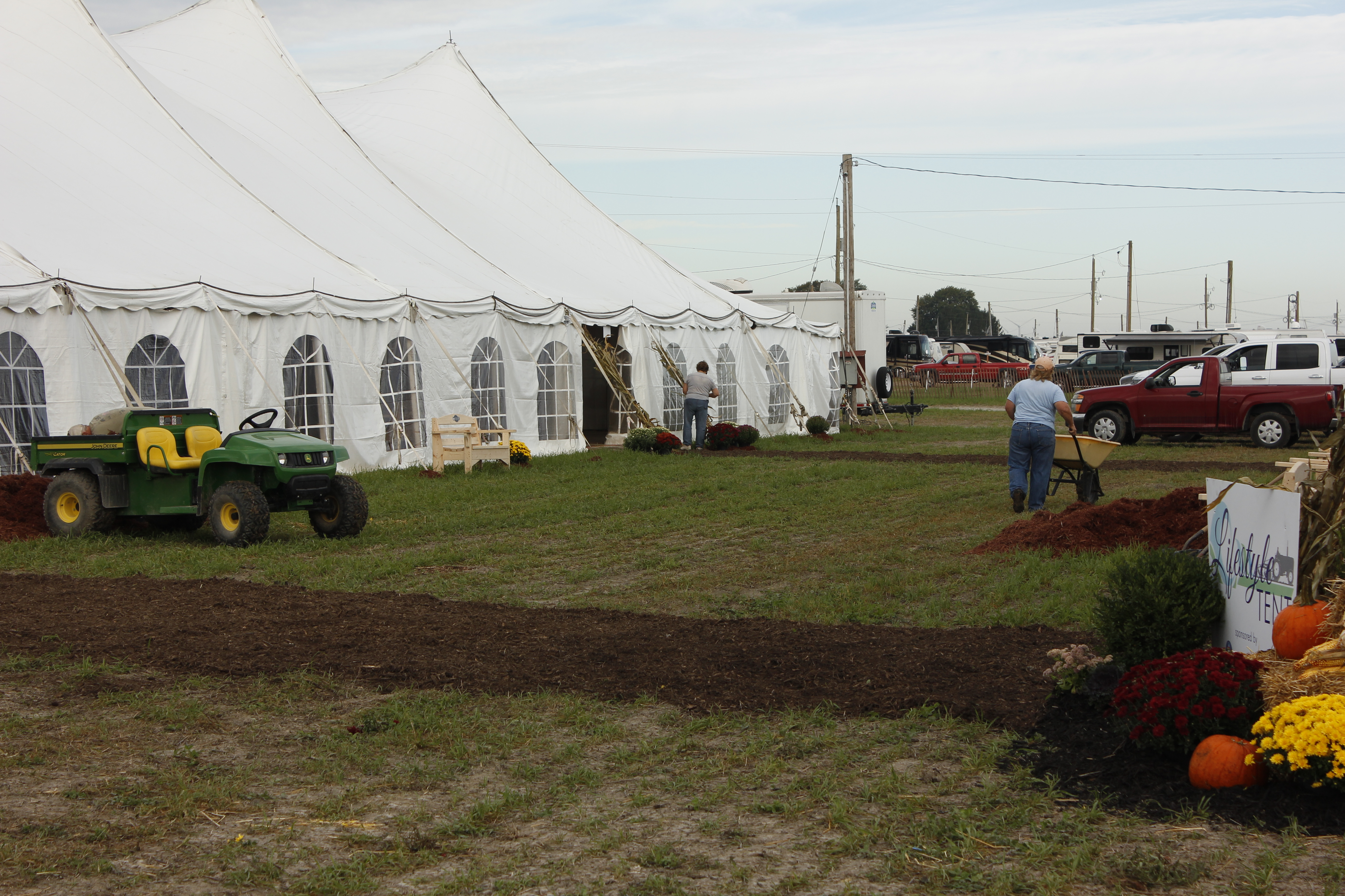 International Plowing Match's 850 acres are ready for crowds