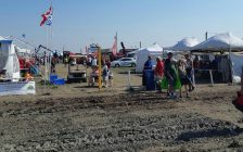 The scene at the International Plowing Match and Rural Expo in Pain Court, Chatham-Kent. September 21, 2018. (Photo by Mike Regnier)