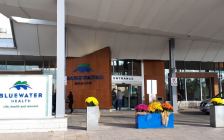 Bluewater Health in Sarnia. October 23, 2018. (Photo by Colin Gowdy, BlackburnNews)