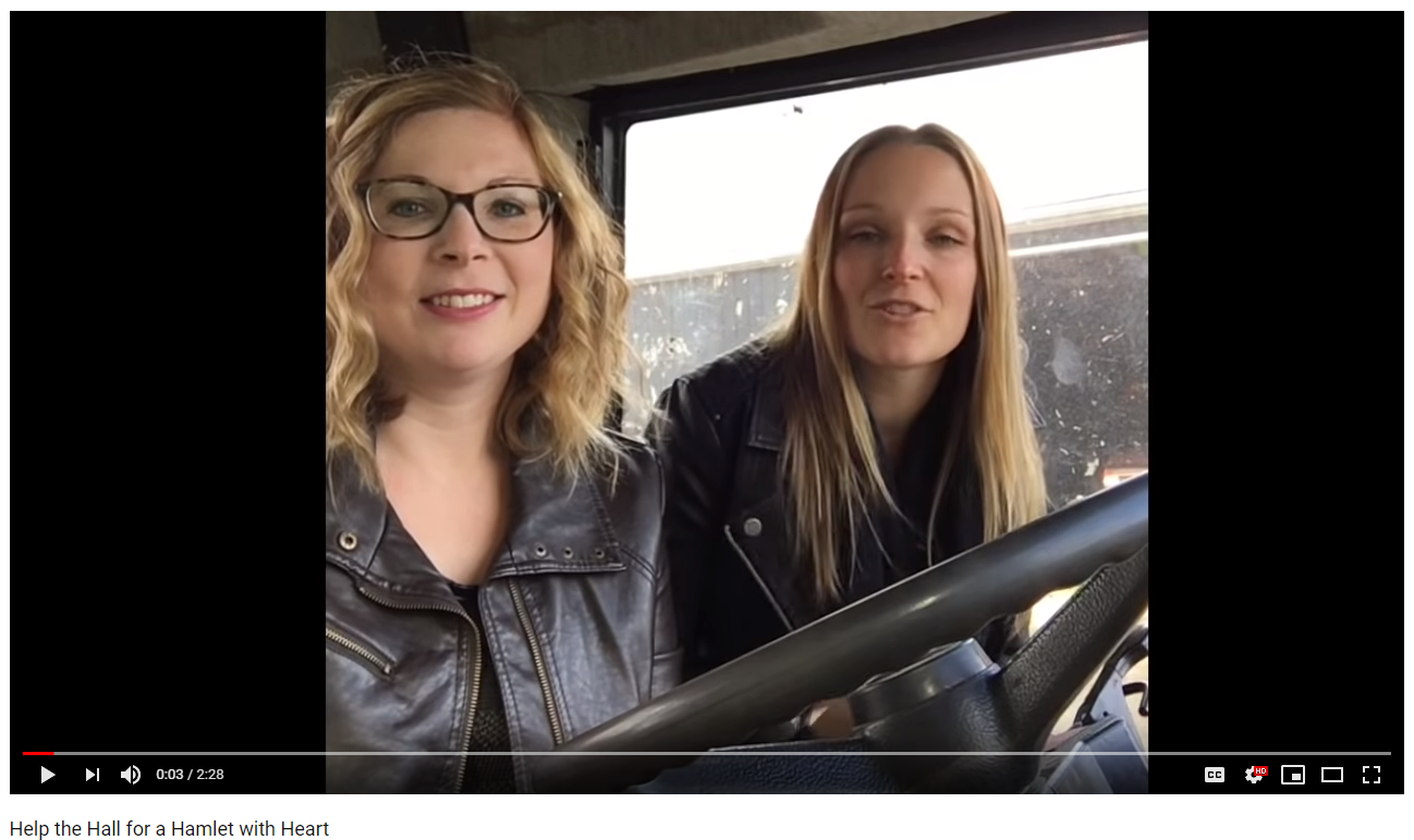 Belmore Duo Hopes To Win Big With DuPont-Pioneer 'Here's to Hometowns' Contest