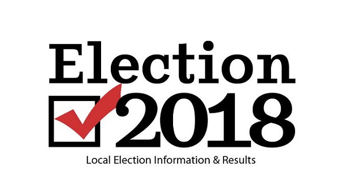 Municipal election results Monday night