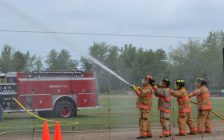 Lambton Shores firefighters. (Photo from the Lambton Shores website)