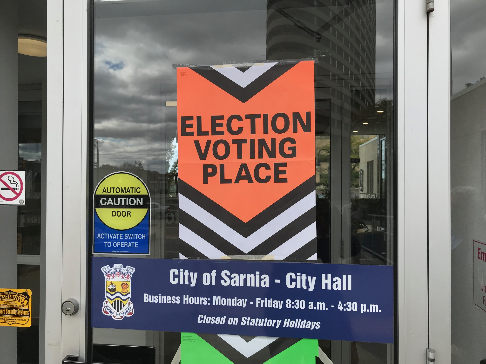 City clerk cautions candidate