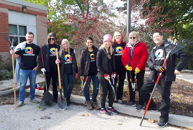 Huron Women's Shelter gets helping hand
